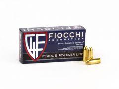 Fiocchi 9mm 115 Grain FMJ