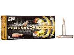 P223F Federal Premium 223 Remington 55 Grain Nosler Ballistic Tip