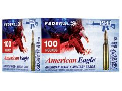 XM193BL Federal American Eagle 5.56 XM193 55 Grain FMJ