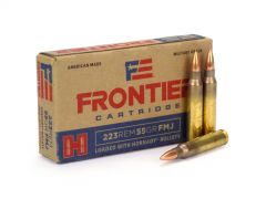 Hornady Frontier Military Grade .223 Rem 55 Grain FMJ (Case)