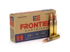 Hornady Frontier Military Grade .223 Rem 55 Grain FMJ Case FR100-CASE