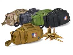 556-RTSRB-WM193150300 Winchester Lake City 5.56 55 Grain M193 FMJ RTAC Small Range Bag Combo