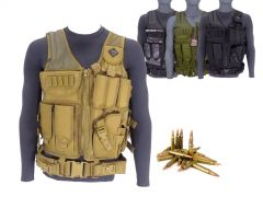 762X39-AD-TV-01-WOLF-762X39-HP500 Wolf 7.62x39 123 Grain HP RTAC Tactical Vest Combo