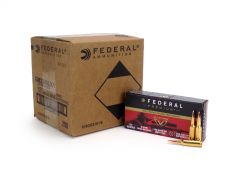 Federal Gold Medal 224 Valkyrie 90 Grain Sierra MatchKing Case GM224VLK1-CASE