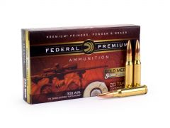 Federal Gold Medal Match 308 Winchester 175 Grain SMK BTHP