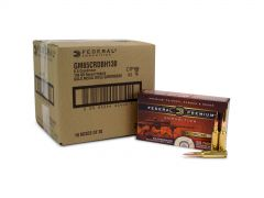 Federal Gold Medal 6.5 Creedmoor 130 Grain Berger Hybrid OTM Case GM65CRDBH130-CASE