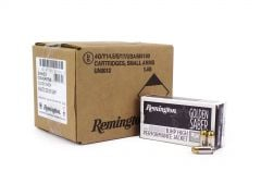 Remington Golden Saber .45 ACP 230 Grain JHP (Case)
