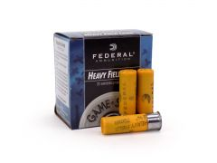 Federal Game Shok Heavy Field 20 Gauge 2-3/4 1 oz No. 8 Shot