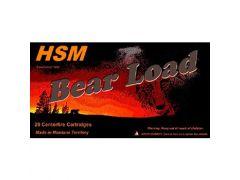 HSM Bear Load .44 Magnum 305 Grain WFN Case HSM-44M-15-N-CASE
