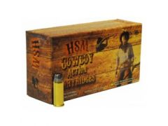 HSM Cowboy Action .44 Magnum 240 Grain SWC Case HSM-44M-1-N-CASE