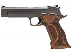 Sig Sauer P210 Target 9mm 8+1 Walnut/Black Nitron