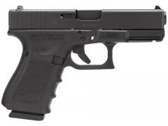 Glock G23 Gen 4 40 S&W 13+1 Black