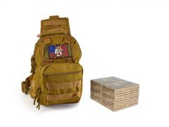 RTAC 6.5 Creedmoor Tactical Sling Pack - Sellier & Bellot SB65A