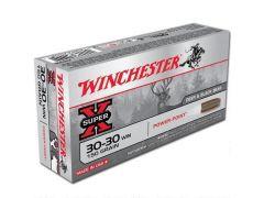 Winchester Super-X .30-30 Win 150 Grain JSP Case X30306-CASE