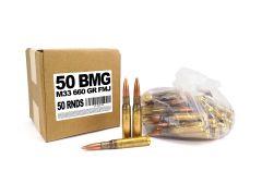 LC-M33-50 50 BMG 660 GRAIN FMJ