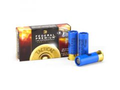 "Federal Tactical 12 Ga Low-Recoil 2-3/4"" 1 Oz Truball Rifled Slug"