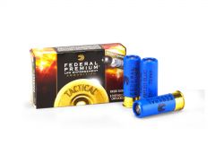 "Federal Tactical 12 Ga 2-3/4"" 1 Oz Truball Rifled Slug"