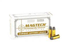 Magtech Cowboy Load .44 Special 240 Grain LRN