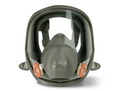 3M-6000-SERIES 3M 6000 Series Full-Face Respirator