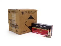 Federal Premium .224 Valkyrie 60 Grain Nosler Ballistic Tip (Case)