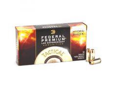 Federal Premium Hydra-Shok .40 S&W 165 Grain HP (Case)