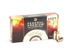 Federal Premium HST .40 S&W 165 Grain JHP Case P40HST3-CASE