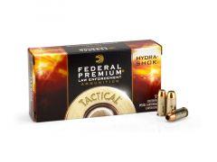 Federal Premium .45 ACP 230 Grain Hydra-Shok HP Case P45HS1G-CASE