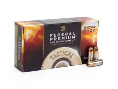 Federal Premium Hydra-Shok 9mm 147 Grain JHP