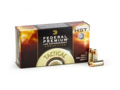 Federal Premium HST 9mm 124 Grain JHP (Box)
