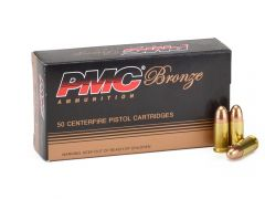 PMC 9mm 124 Grain FMJ Case 9G-CASE