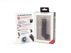 Guard Dog Harm and Hammer Pepper Spray and Glass Breaker - Black