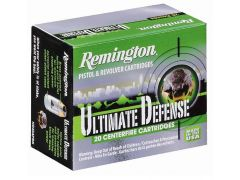Remington Ultimate Defense .40 S&W 180 Grain BJHP (Case)