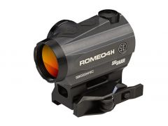 Sig Sauer Romeo 4H 1x20 Circle Dot Reticle Red Dot Sight
