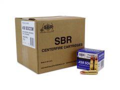 SBR .458 SOCOM 450 Grain FMJ (TCJ) Case SL45849-CASE