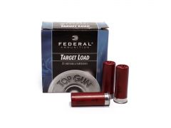 "Federal Top Gun 12 Ga 2-3/4"" 1-1/8 Oz No.7.5 Shot (Case)"