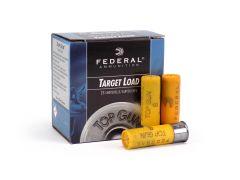 "Federal Top Gun Target Load 20 Ga 2-3/4"" 7/8 Oz. 8 Shot (Box)"