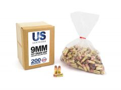 USC9147UHP US Cartridge 9mm 147 Grain Bonded UHP