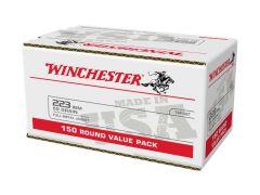 W223150 Winchester USA 223 Remington 55 Grain FMJ