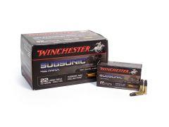 W22SUB42U-CASE Winchester Max .22 LR 42 Grain Subsonic HP (Case)