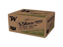 WM855500 Winchester Lake City 5.56 62 Grain M855 Green Tip FMJ