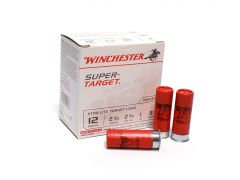 "Winchester Super Target 12 Ga 2-3/4"" 1 Oz No.8 Shot Xtra-Lite (Case)"
