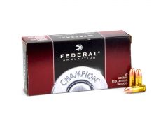 Federal Champion 9mm 115 Grain FMJ Case WM5199-CASE