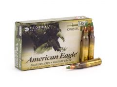 Federal 5.56 XM855 Green Tip 62 Gr FMJ BT