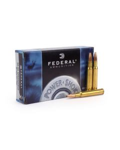 Federal .30-06 Spring 180 Grain SP Case 3006B-CASE
