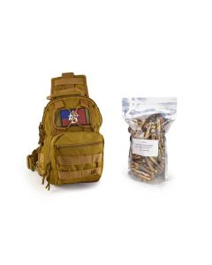 Ammunition Depot .308/7.62 Tactical Sling Pack - 120 Rounds (Lake City)