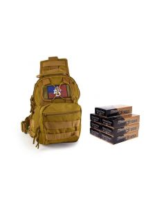 RTAC .380 ACP Tactical Sling Pack - Blazer Brass 5202