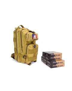 RTAC .380 ACP Assault Backpack - Blazer Brass 5202