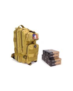 RTAC .40 S&W Assault Backpack - Blazer Brass 5220