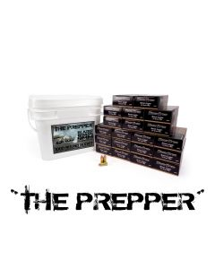 "Blazer Brass 9mm 115 Grain FMJ ""The Prepper"""