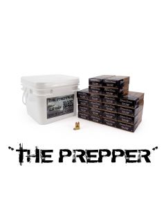 "Blazer Brass 9mm 124 Grain FMJ ""The Prepper"""